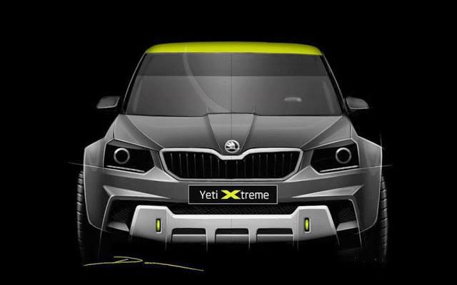VW Skoda Yeti Xtreme_1