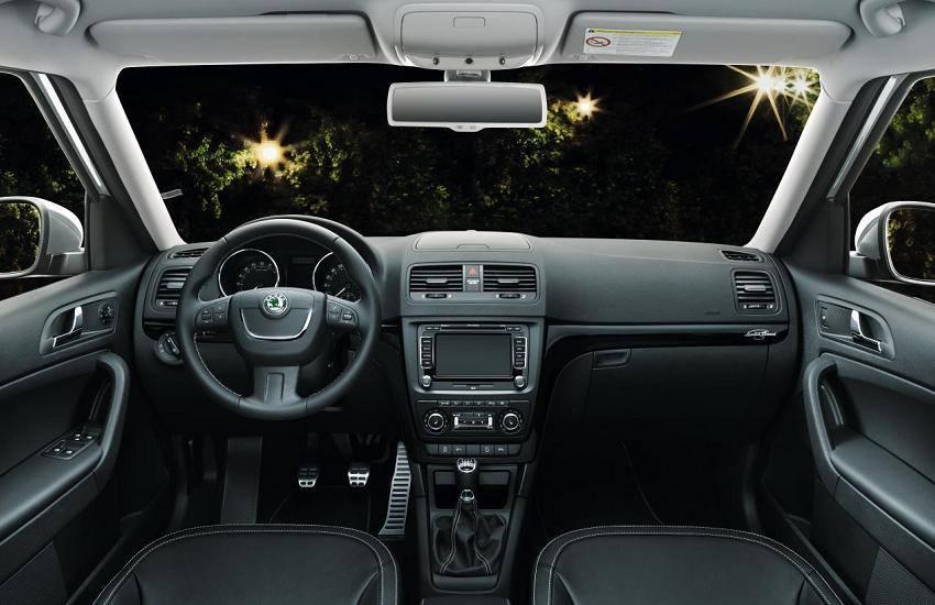 VW Skoda Yeti Xtreme_5