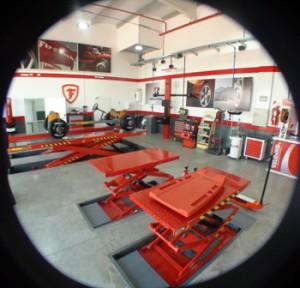 @BridgestoneAr INAUGURÓ Centro de ENTRENAMIENTO