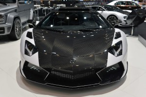 Mansory Carbonado GT Geneva 2014 Photos (6)