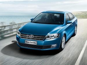 Volkswagen Lavida-pruebautos
