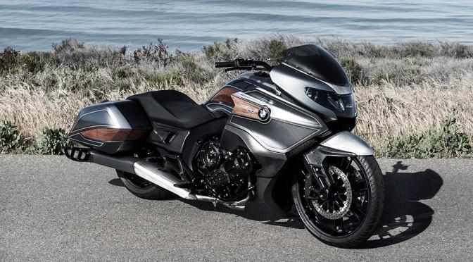 #Motos – #BMW presenta la #Concept101
