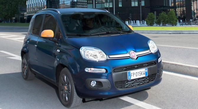 #Fiat #PANDA K-Way