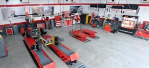 maquinas @BridgestoneAr CENTRO DE ENTRENAMIENTO pruebautos 2