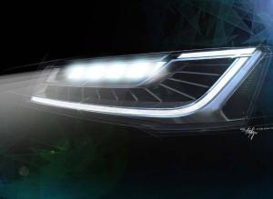 BMW - EL LASER EN LOS FAROS DE SU SERIE i pruebautos 6