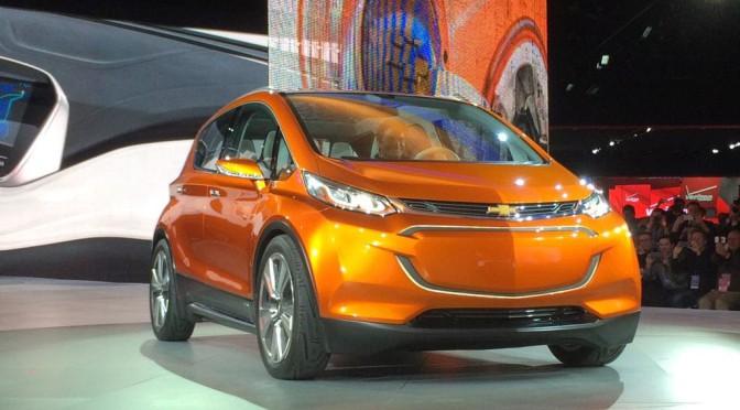 GM | el próximo eléctrico aumenta las acciones de LG