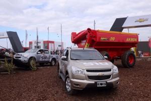 Chevrolet S10 en Agroactiva 2013 (1)