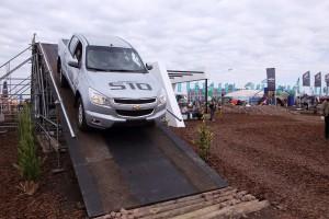 Chevrolet S10 en Agroactiva 2013 (2)