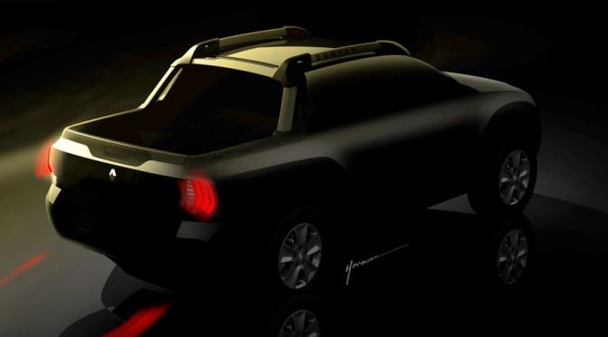 #Renault Oroch – la pickup Duster EN EL 7° #SALÓN DEL AUTOMÓVIL DE BUENOS AIRES 2015