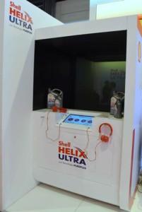 Shell Salon del Automovil-Stand Helix www.pruebautos.com.ar