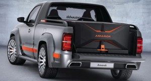 VW AMAROK POWER CONCEPT