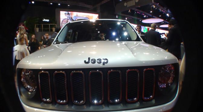 Recall preventivo de Jeep para 7810 vehículos en EE.UU.