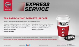 nissan argentina ExprService