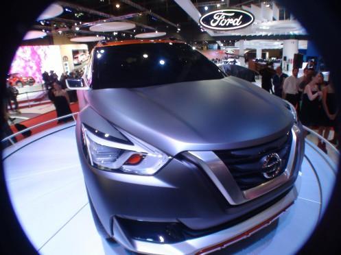 Nissan | fabricará en Brasil un nuevo crossover global