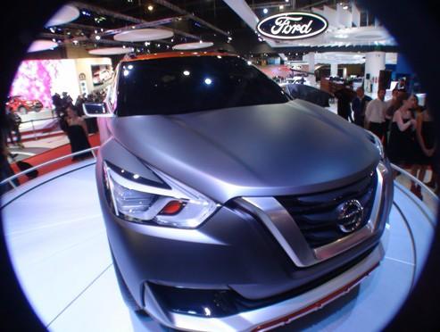 Kicks   Nissan   está llegando a nuestro país