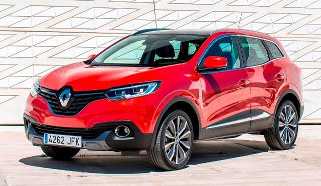 #Renault #Kadjar
