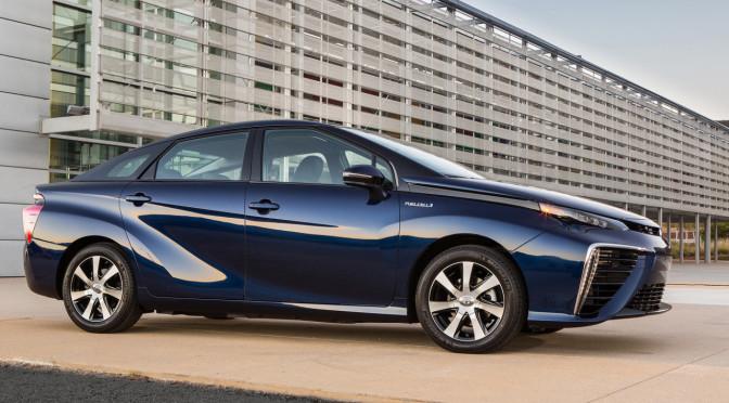 #Toyota #Mirai – una nueva ERA automotriz en el #Salón de BUENOS AIRES 2015
