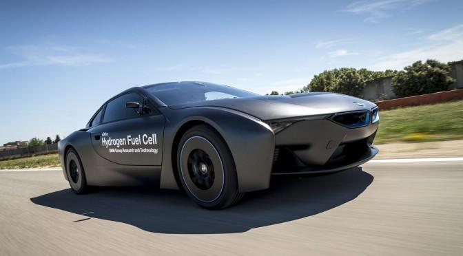 BMW Group: sistemas de propulsión del futuro.