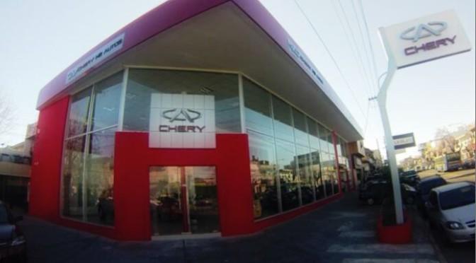 Chery Argentina abre nuevo local de su concesionario La Matanza