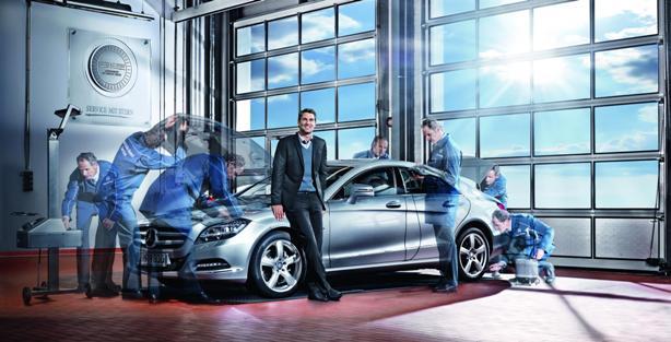 Mercedes-Benz – más beneficios  para sus clientes