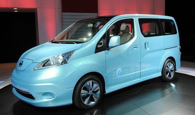 Nissan – expandiría su gama eléctrica