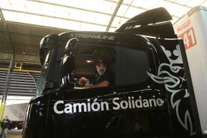 Scania en Misión Solidaria de Radio Metro_02 www.pruebautos.com.ar