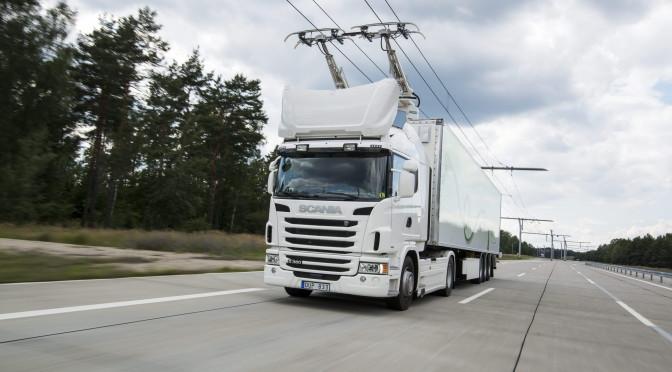 Scania prueba camiones eléctricos en condiciones de uso reales