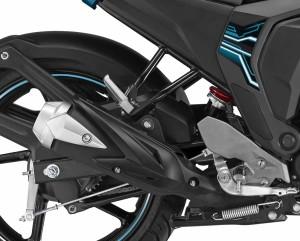 Yamaha FZS FI Advance Muffler