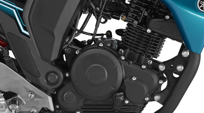 Presentaron la nueva FZ-FI/FZS-FI de Yamaha