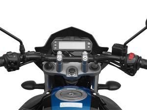 Yamaha FZS FI LEC Console