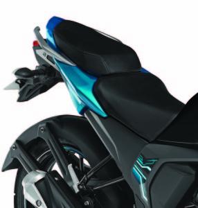 Yamaha FZS FI Seat