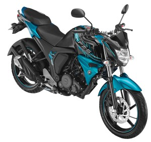 Yamaha FZS FI Tono Azul 5
