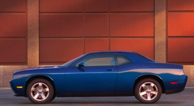 Recall a más de 88.000 Dodge Challenger