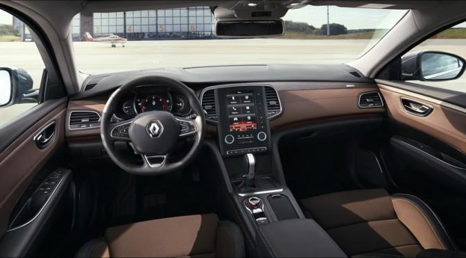 Renault Talisman… solo en Europa se consigue
