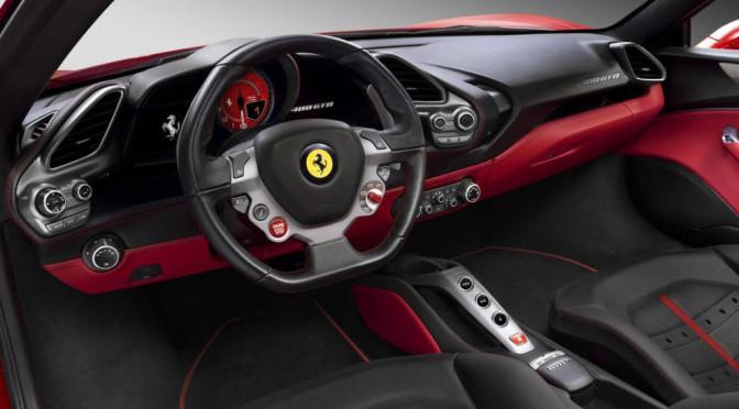 Recall de Ferrari por airbags defectuosos