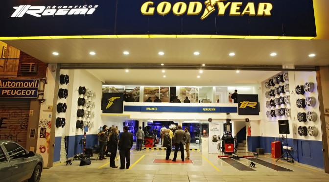 GOODYEAR tiene un nuevo centro de venta en Acassuso
