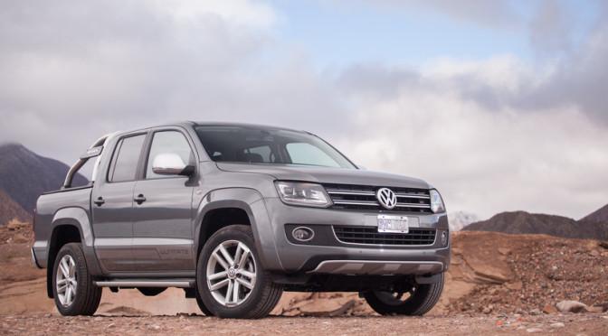 Volkswagen Amarok Ultimate – comenzó su comercialización