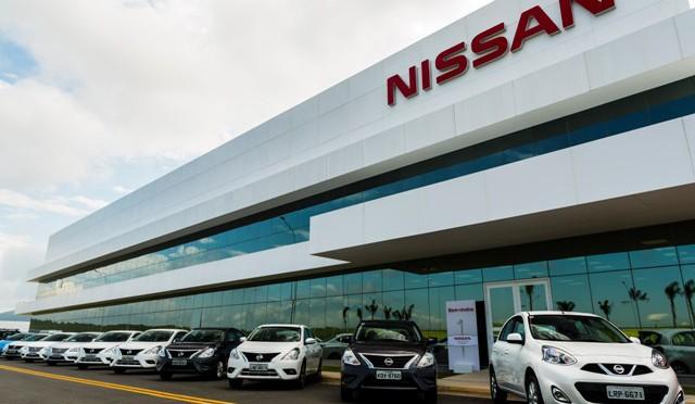 Nissan Brasil alcanza las 250 mil unidades fabricadas