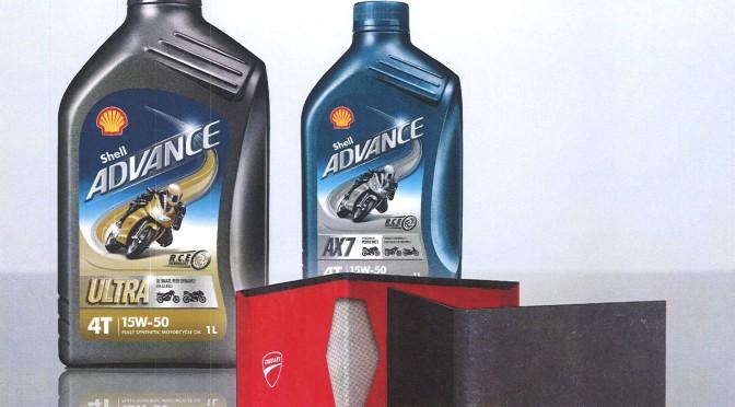 Shell Advance lanza una promoción para motos