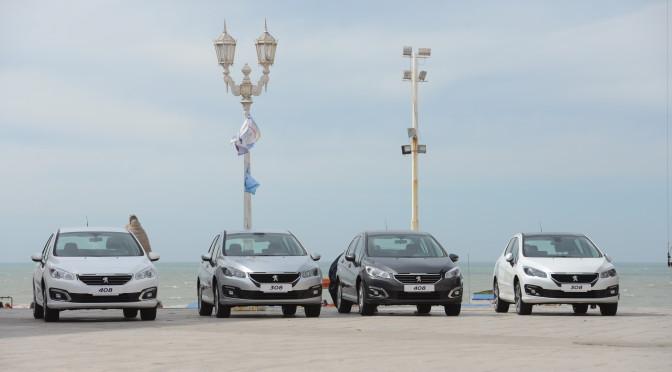 RSE de PSA y Peugeot Argentina – donan 308 y 408 a escuelas de todo el país