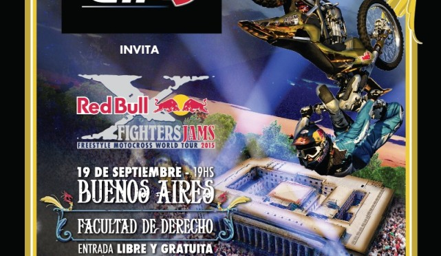 ELF MOTO – sponsor oficial del Red Bull X-Fighters Jams