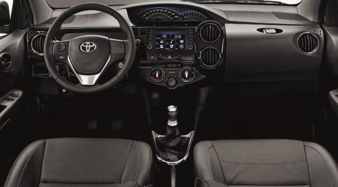 Nuevo Toyota  Etios Platinum edición limitada