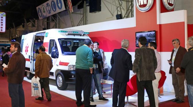 Fiat dijo presente en la ExpoMedical