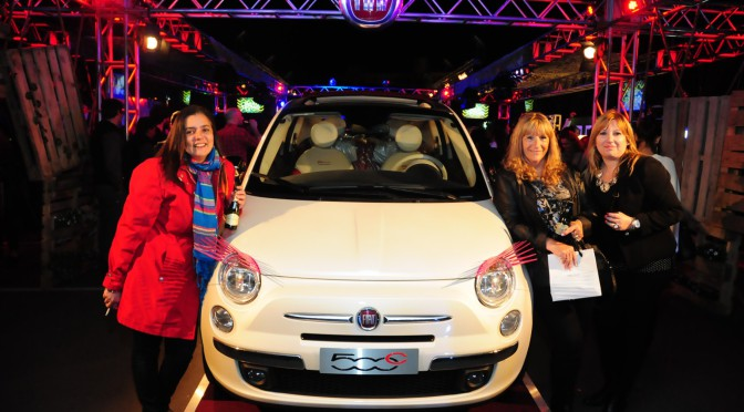 Fiat es main sponsor del Fashion Tour