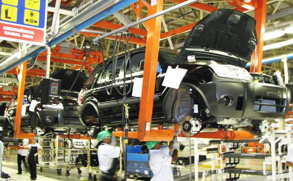 Ford Brasil – licencia obligada para 12.000 empleados