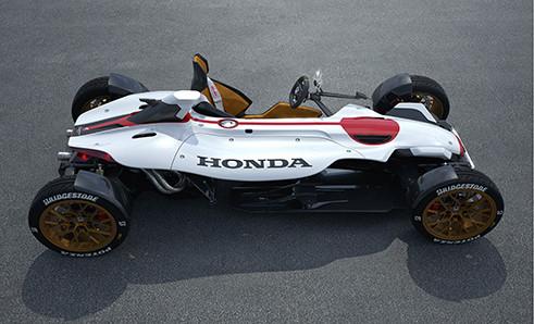 Honda 2&4 en Frankfurt 2015