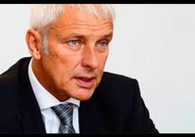 Grupo Volkswagen – el sincericidio de uno, el despido de varios