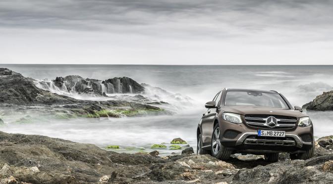 Los neumáticos Bridgestone Dueler H/P Sport equiparán a un Mercedes