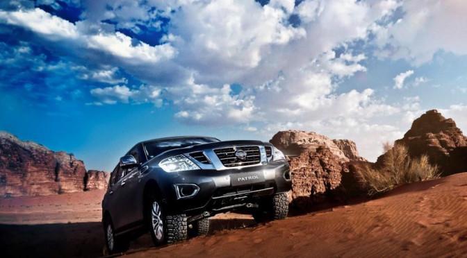 Nissan Patrol impone un nuevo Récord Mundial Guinness en Jordania