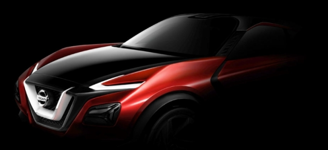 Nissan Juke – imagen de un nuevo crossover